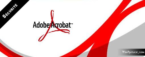 Failles Adobe Acrobat Reader