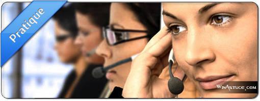 Eviter le démarchage téléphonique avec Pacitel