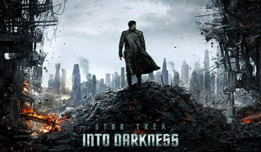 Star Trek Into Darkness - Affiche