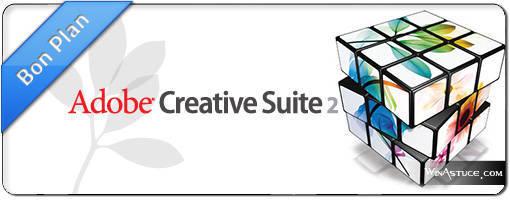 Adobe Creative Suite CS2 gratuit