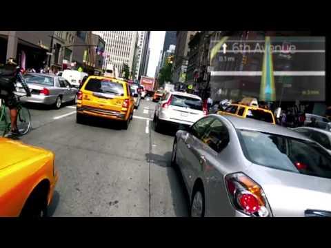 Vidéo de promotion des Google Glass