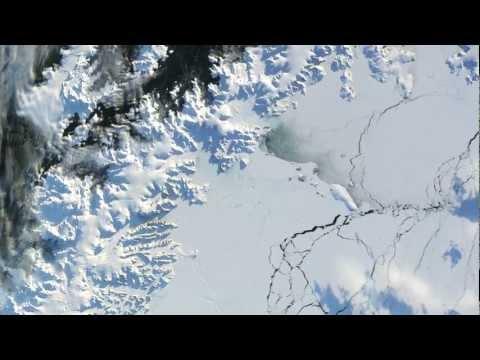 La Terre vue de l'espace par la NASA