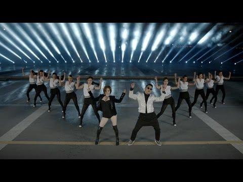PSY joue au Gentleman dans son nouveau vidéo clip