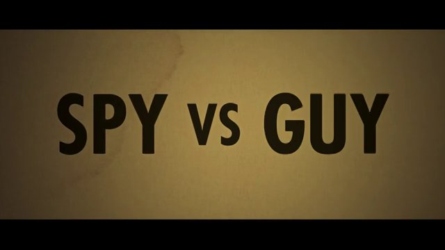 Court-métrage – Spy vs Guy