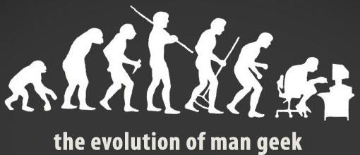 Geek Love Evolution