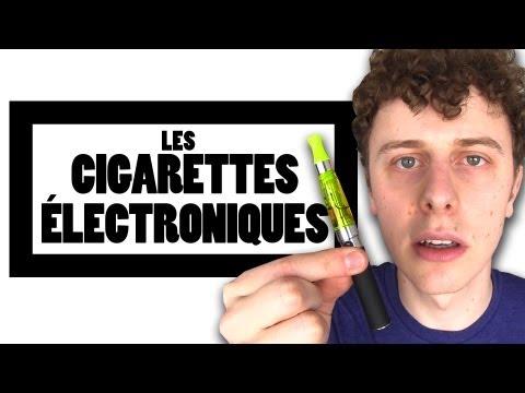 La cigarette électronique : avantages et inconvénients