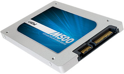 Disque dur SSD Crucial M500