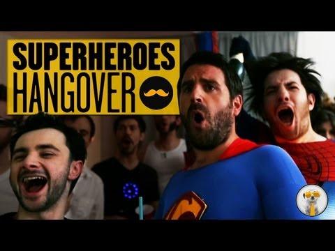 Suricate – Superheroes Hangover Bad Trip