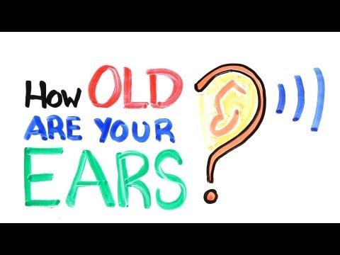 Test d'audition – Quel âge ont vos oreilles ?