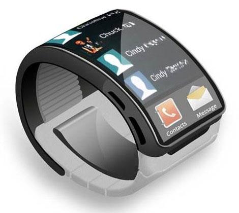 Montre intelligente Croquis Samsung Galaxy Gear
