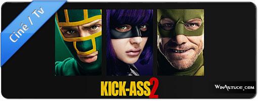 Bande annonce – Kick-Ass 2 le retour