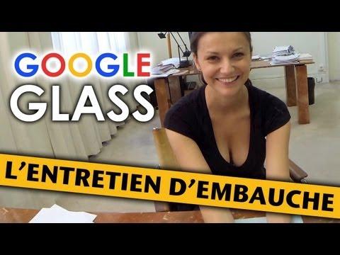 Entretien d'embauche Google Glass