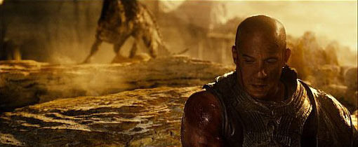 Vin Diesel est Riddick