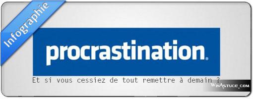 9 français sur 10 font de la procrastination