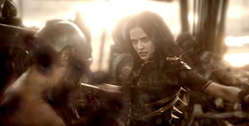 300 - Eva Green est Artemise