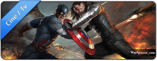 Captain America 2 : Le Soldat de l'Hiver – Bande Annonce VF HD