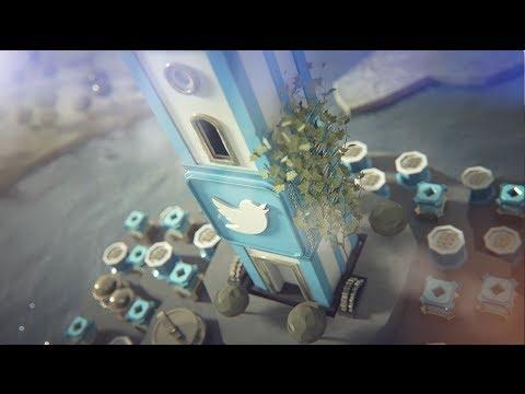 La vidéo Game Of Thrones des réseaux sociaux par Hootsuite