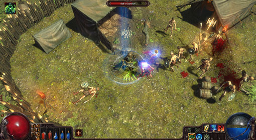 Path of Exile capture