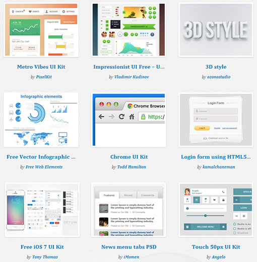 UICloud designs
