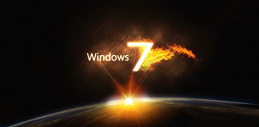 Fin de Windows 7