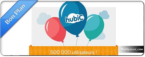 hubiC améliore son offre de stockage Cloud