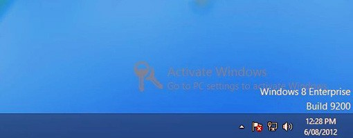 Supprimer le watermark Windows 10