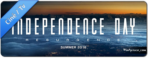 Independence Day 2 – Bande Annonce officielle