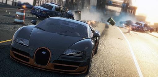 Bugatti Veyron - NFS