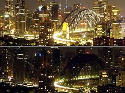Montreal Earth Hour