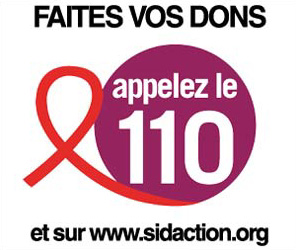 Sidaction - Faites un don