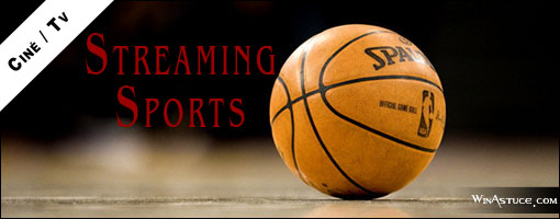 Regarder les match NBA gratuitement en streaming