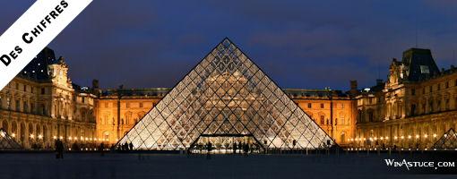 La Grande Pyramide du Louvre