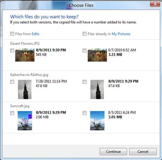 Windows 8 revoit la gestion des copies et transferts de for Fenetre windows 8