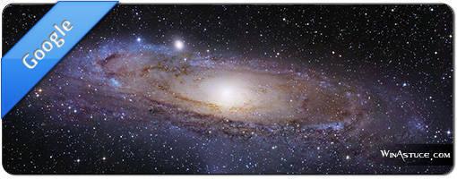 100 000 Stars de la voie lactée en 3D
