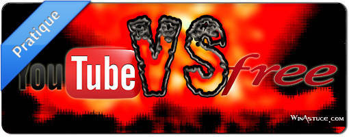 YouTube vs Free