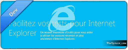 Test Internet Explorer 10