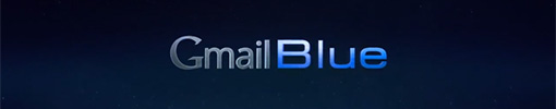 Google Gmail Blue