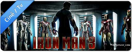 Iron Man 3 – Bandes Annonces VF HD