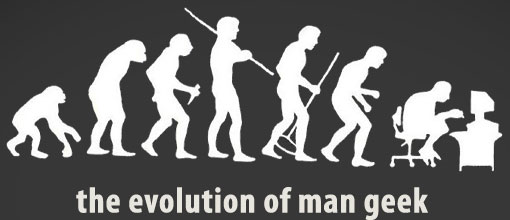 Geek Love Evolution