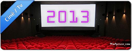 Compilation de l'année cinéma 2013