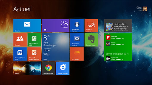 Windows 8.1 Modern UI wallpaper