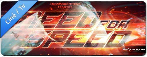 Need For Speed le film – Bande-annonce
