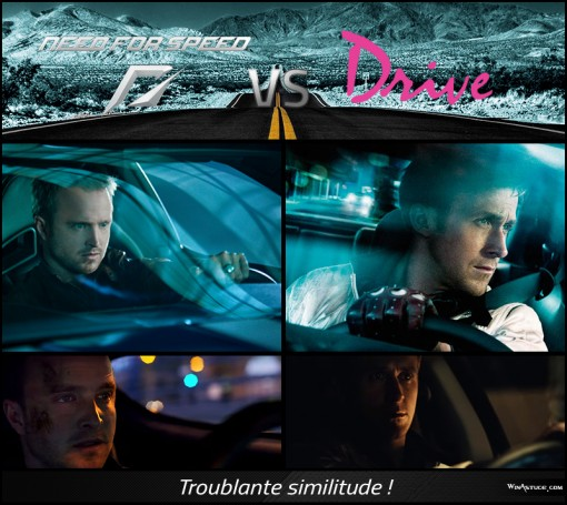 Infographie NFS vs Drive