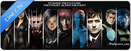 X-Men : Days of Future Past – Bande-Annonce VF