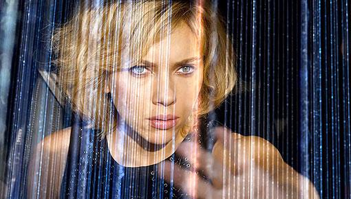 LUCY est Scarlett Johansson