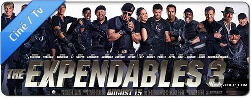 The Expendables 3 – Des muscles et du sang